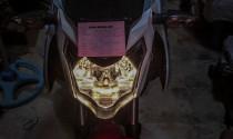 Rò rỉ hình ảnh Yamaha V-Ixion 2017 chuẩn bị ra mắt Indonesia