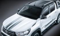 Toyota Hilux có thêm phiên bản đặc biệt, ngoại hình hầm hố