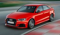 Audi RS3 2017 đạt hiệu suất 400 mã lực có giá khoảng 1,4 tỷ đồng