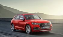 Audi SQ5 2018 ra mắt có giá 1.4 tỷ đồng