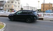 Subaru Forester 2019 chạy thử nghiệm tại Nhật Bản