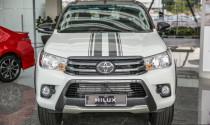 Toyota Hilux 2.4G Limited Edition đã được bán ra