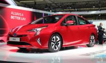 Toyota Prius 2017 ra mắt tại Ấn Độ, sắp đến thị trường Việt Nam
