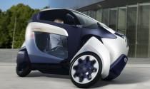 Toyota sắp sửa trình làng dòng xe ba bánh i -TRIL Concept