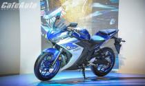 Triệu hồi xe hơn 800 xe Yamaha R3 tại Việt Nam