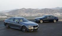 BMW 5 Series ra mắt tại Thái Lan, giá từ 2,54 tỷ đồng