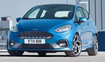 Thông tin chi tiết hatchback thể thao Ford Fiesta ST 2018