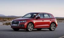 Audi Q5 2017 đạt tiêu chuẩn an toàn 5 sao