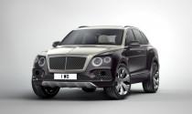 Bentley sắp ra mắt mẫu SUV đắt nhất thế giới