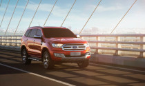 Ford Việt Nam giảm giá bán Everest và Focus