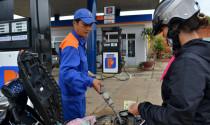 Giá xăng giảm 76 đồng/lít