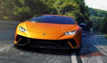 Lamborghini Huracan Performante mạnh tới 631 mã lực
