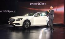 Mercedes E Class 2017 trình làng tại Ấn Độ, mức giá khởi điểm từ 1,92 tỷ đồng