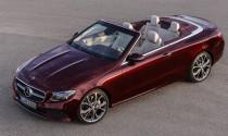 Mercedes-Benz E-Class Cabriolet 2018 ra mắt toàn cầu