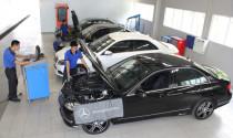 Mercedes-Benz Việt Nam kiểm tra xe miễn phí trong tháng 3