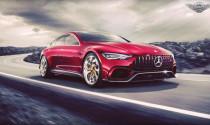 Thêm hé lộ về Mercedes-AMG GT Concept trước ngày ra mắt