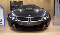 Cận cảnh bản đặc biệt BMW i8 Protonic Frozen Black
