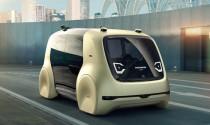 Chiêm ngưỡng mô hình xe tự hành hiện đại nhất thế giới của Volkswagen