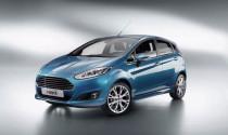 Ford Fiesta 2017 có giá bán khởi điểm từ 472 triệu đồng