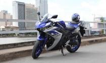 """Gần 1000 xe môtô Yamaha YZF-R3 \""""dính lỗi\"""" tại Việt Nam"""