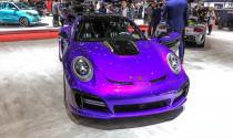 Gemballa Avalanche - mẫu xe đẹp nhất của Porsche đã lộ diện