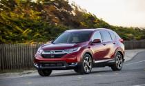 Honda CR-V 2017 chuẩn bị ra mắt sẽ có thêm hàng ghế thứ ba
