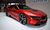 BMW ra mắt thêm phiên bản đặc biệt màu đỏ Inferno