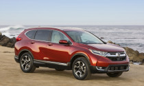 Điểm khác biệt của Honda CR-V 2017 dành cho thị trường Thái Lan