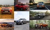 Sẽ tăng thuế, phí đối với xe ôtô bán tải tại Việt Nam?