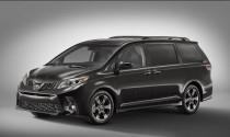 Toyota Sienna, Yaris 2018 nâng cấp nhẹ sắp ra mắt