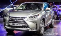 Toyota Việt Nam triệu hồi 276 xe Lexus NX200t do lỗi hệ thống phanh