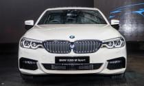 BMW 5 Series thế hệ mới chào thị trường Đông Nam Á