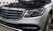 Mercedes-Benz S-Class 2018 được nâng cấp động cơ sắp ra mắt