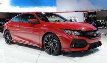 Rò rỉ thông tin Honda Civic Si 2018 có mô-men xoắn cực đại 260 Nm