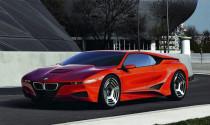 Super Coupe BMW M8 mạnh tới 600 mã lực
