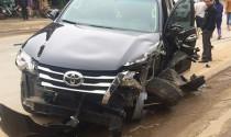 Toyota Fortuner 2017 gặp nạn không bung túi khí tại Việt Nam