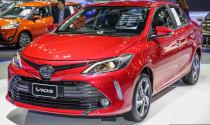 Toyota Vios 2017 ra mắt tại Thái Lan, giá từ 390 triệu đồng