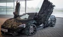 McLaren giới thiệu siêu xe 570GT với ngoại hình không thể ấn tượng hơn
