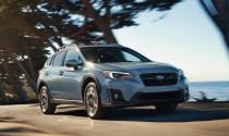Subaru chốt lịch ra mắt Crosstrek 2018