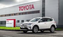 Toyota thu hồi thêm 2,9 triệu xe trên toàn cầu do lỗi túi khí Takata