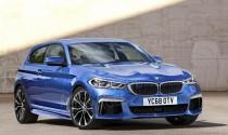 Xem trước BMW 1 Series 2018 bản 3 cửa