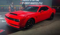 10 mẫu xe nổi bật nhất New York Auto Show 2017