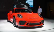 Porsche 911 GT3 2018 mạnh 500 mã lực