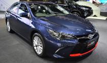 Toyota Camry ESport 2017 có giá 1,1 tỷ đồng tại Thái Lan