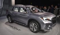 Xem trước mẫu SUV hoàn toàn mới của Subaru
