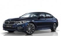 BMW 5-Series Li 2018 trình làng tại Thượng Hải Auto Show