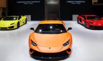 Bộ ba Lamborghini xuất hiện tại Thượng Hải Auto Show 2017