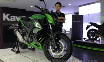 Kawasaki Z250 2017 sắp ra mắt tại Ấn Độ