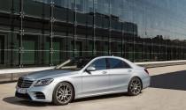 Mercedes S-Class Facelift 2018 được nâng cấp toàn diện so với thế hệ cũ