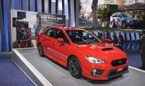 Subaru công bố giá bán WRX và WRX STI 2018